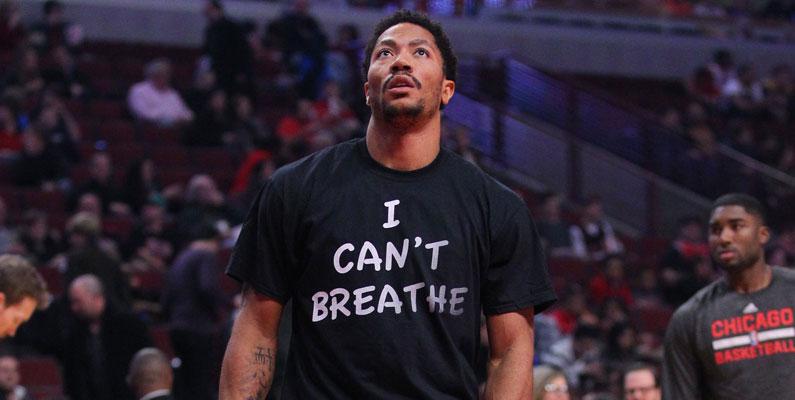 NBA oyuncuları: Nefes alamıyoruz