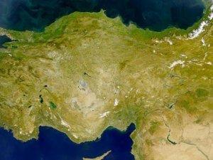 Ermenistan'dan şoke eden Türkiye haritası