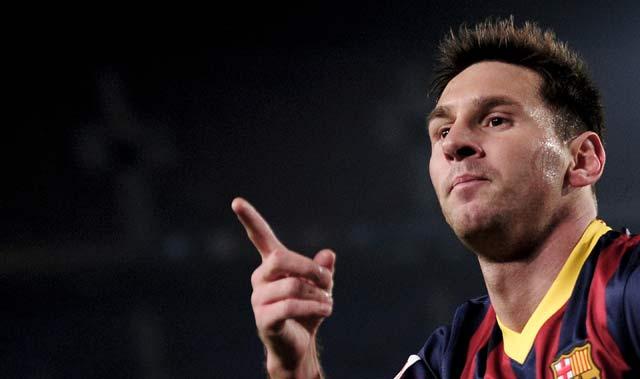 Vodafone Arena'nın açılışını Messi yapacak