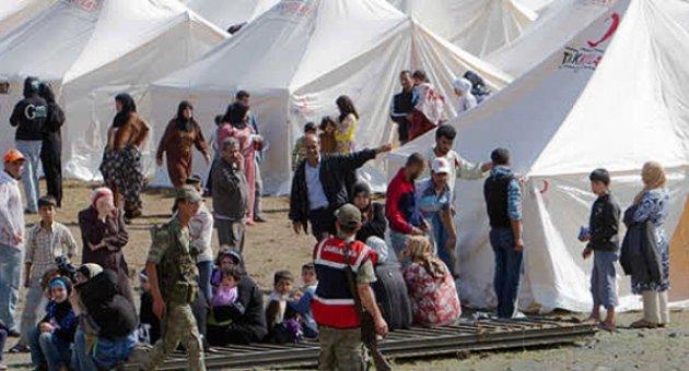 5 bin kaçak Suriyeli aramızda