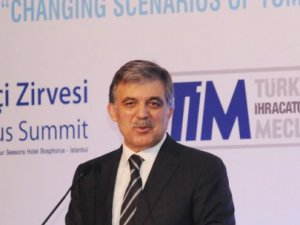 Abdullah Gül: Bölgede istikrar yok