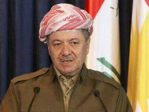Barzani'den bağımsızlık vurgusu