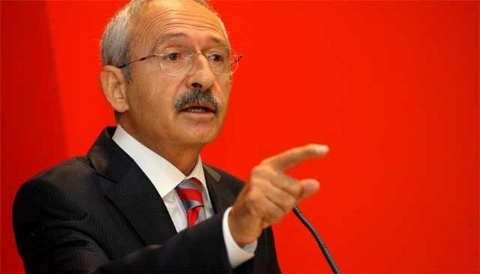 CHP lideri Kemal Kılıçdaroğlu bütçe maratonunda konuştu: Birileri malı götürüyor