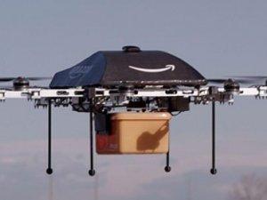 Amazon, drone yasalarından memnun değil
