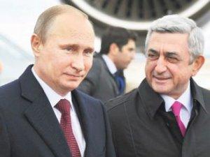 Ermenistan'dan AB'ye Rusya oyunu