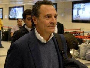 Prandelli, İstanbul'dan ayrıldı