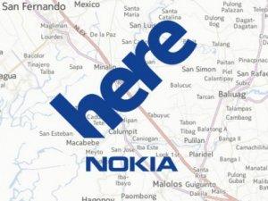 Nokia HERE uygulaması Google Play'de