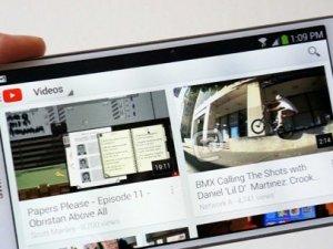 YouTube'da internetsiz video izleme dönemi