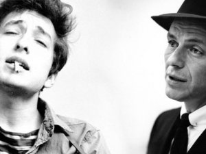 Bob Dylan, Frank Sinatra için söyleyecek