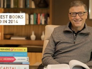 Bill Gates'e göre 2014'ün en iyi 5 kitabı