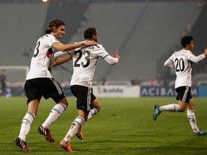 Beşiktaş her alanda zirvede