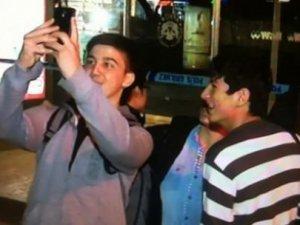 Selfie çılgınlığı hız kesmiyor