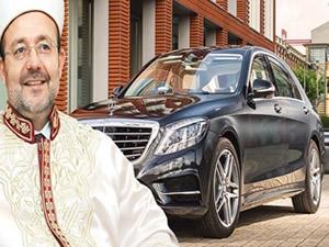Mehmet Görmez'e 1 milyon liralık makam aracı