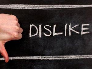Facebook'a beğenmedim butonu geliyor