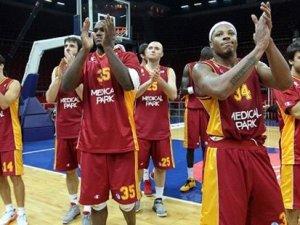 Galatasaray'da bütün basketçiler serbest