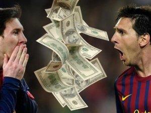 Messi rüyası gerçek mi oluyor?