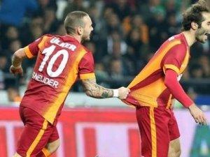 Galatasaray'ın şaşırtıcı değişimi