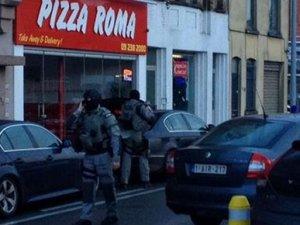 Belçika'da rehine krizi