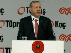 Erdoğan: Taraf olmayan bertaraf olur