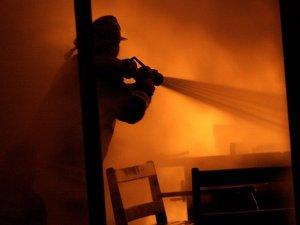 Çin'de feci yangın: 11 ölü