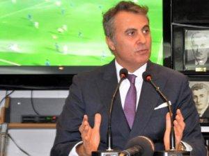 Galatasaray'a sert tepki