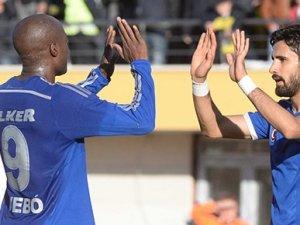 Fenerbahçe maçında 4 gol