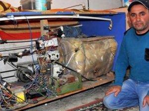 110 TL'ye hem ısınıyor hem elektrik ve su ihtiyacını karşılıyor