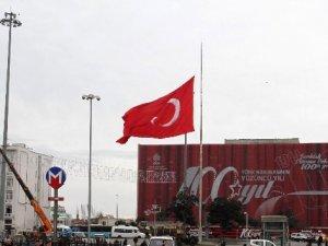 """Türkiye'de bir günlük """"Milli Yas"""""""