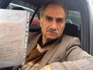 Hacı Amca'ya alkollü araç kullanmaktan ceza geldi