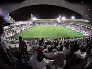Katar'da kiralık taraftar