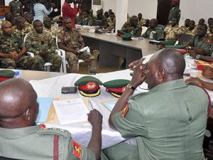 Boko Haram ile savaşmayan askerler idam edildi