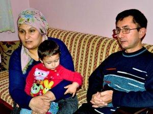 Fedakâr Baba, çocuklarının hastalığına gözünü feda etti