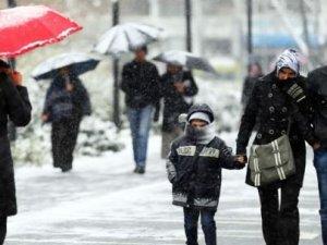 Meteoroloji uyardı! Hafta sonu kış havası