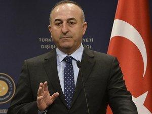 Mevlüt Çavuşoğlu Suriyeli muhaliflerin eğitimi için tarih verdi