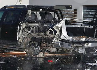 İsveç'te bombalar patladı, ölen olmadı