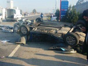 İzmir'de katliam gibi kaza: 6 ölü!