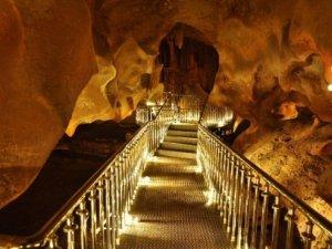 Taşkuyu Mağarası Turizme Açılıyor