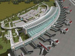 Çukurova Havalimanı inşaatı durdu!