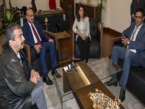 Yalçın Akdoğan ile görüşen İmralı Heyeti'nden açıklama