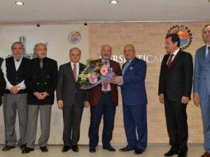 Mersin Kenti Edebiyat Ödülü, Şair Metin Cengiz'e verildi