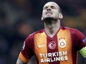 ABD'den Sneijder'e dev talip