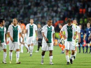 UEFA'dan Bursaspor'a 1 yıl men cezası