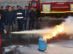 'Yangın da ilk 3 dakika hayati önem taşıyor'