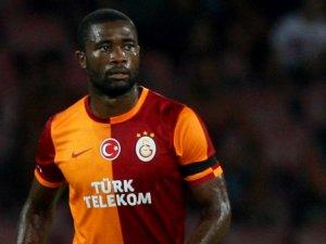 Galatasaray'a Chedjou'dan sevindiren haber