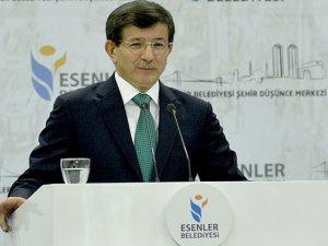 Başbakan Ahmet Davutoğlu: İstanbul benim hocam
