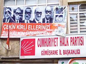 CHP ve MHP binalarına polis baskını