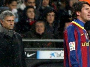 Mourinho'dan Messi itirafı