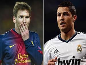 Ronaldo 'sosyal medya'da fark atıyor