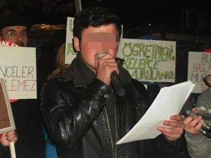 Cumhurbaşkanı'na hakaretten tutuklanan gencin annesi isyan etti