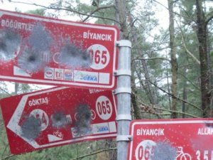 'Bisiklet turizmi'ne kurşun sıkıldı